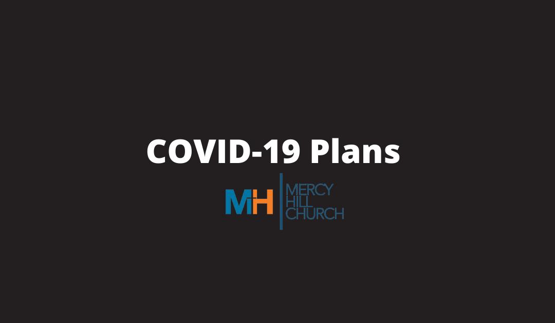 COVID-19 Plans: June, 2020